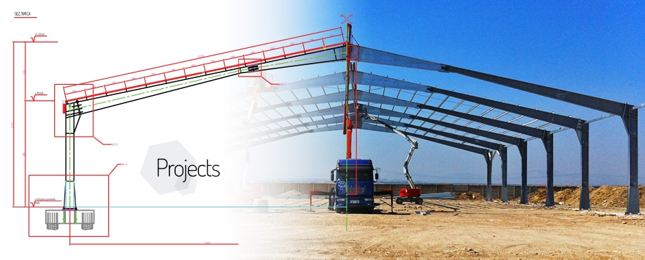 Steel Buildings | Projects